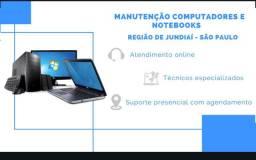 Assistência técnica desktops e notebooks - Jundiaí e região - 008