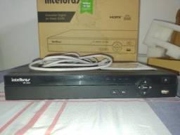 Gravador digital de vídeo Intelbras VD 3004 - 4 canais (semi-novo)