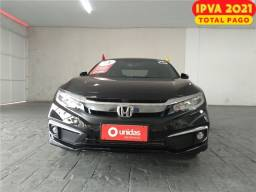 Honda Civic 2020 1.5 16v turbo gasolina touring 4p cvt