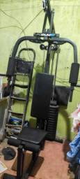 Título do anúncio: Estação para Musculação PodiumFit 65kg