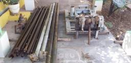 Maquina de Furar Poço Semi Artesiano