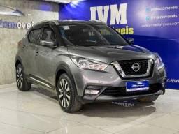 Nissan Kicks 1.6 SV 2018 Aut. Flex Baixa km