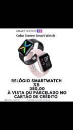 Smart Watch  X8 (faz e recebe ligações)