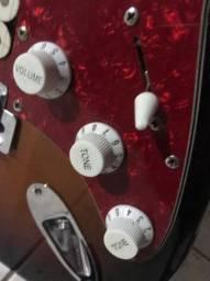 Guitarra Fender montada