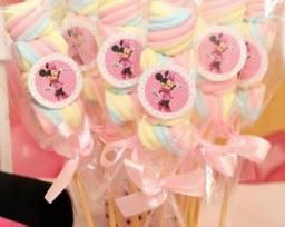 Título do anúncio: marshmallow decorados e embalados