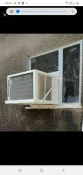Título do anúncio: Suporte de ar condicionado de janela sob medida