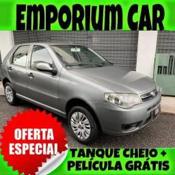 TANQUE CHEIO SO NA EMPORIUM CAR!!! FIAT PALIO 1.0 ANO 2012 COM MIL DE ENTRADA