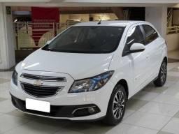 Chevrolet Onix 1.4 ltz branco 8v flex KM: 55591