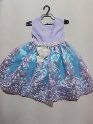 Título do anúncio: Vestido sereia luxo 1 ano novo