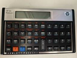 Calculadora HP 12c Platinum