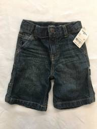 Bermuda Jeans OshKosh - NOVA!