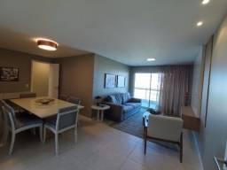 Apartamento mobiliado 3 suites 117m2 no terraços do bosque - Prox. ao North Shopping