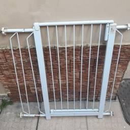 Portão de grade de segurança Tubiline