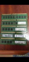 MEMÓRIA DDR3 EU PAGO