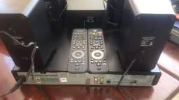 Home theatre blue Ray Phillips 150.00 reais