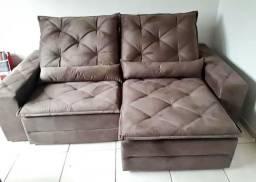 Sofá de pronta entrega de 2m30 largura
