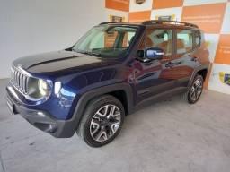 Título do anúncio: Jeep Renegade Longitude 2.0 4x4 Apenas 2.000 Km Igual A Zero Km