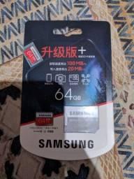 Cartão memória 64G