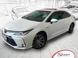 Título do anúncio: Toyota Corolla 1.8 Vvt-I Hybrid Flex Altis Cvt 2020