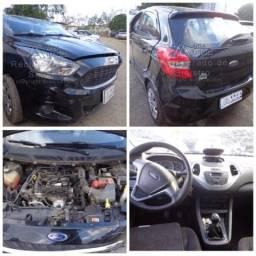 Peças Novo Ford Ka 1.0 2016 Sucata