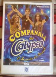 1 DVD da Banda Companhia do Calypso