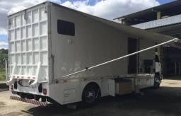 Baú trailer