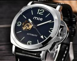 eb9e8910b4c Relógio Mce Automático Masculino Novo Lançamento Pulso Lindo