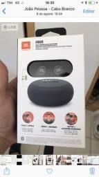 Fonte deJBL AIRPOD Fone de ouvido( Headphone) JBL Wireless(sem fio