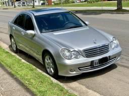 Mercedes c180 kompressor impecável - 2005