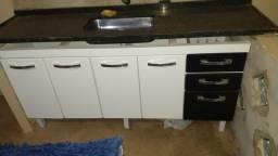 Gabinete HB cozinha aço1.80Mt só o gabinete sem pia. comprar usado  Uberlândia