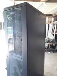 Rack servidor fechado piso para informatica, usado comprar usado  São Bernardo do Campo