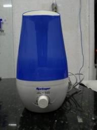 Umidificador De Ar Springer Pure Azul 220v comprar usado  Praia Grande