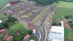 Terreno à venda, 285 m² por r$ 80.000,00 - brodowski - brodowski/sp