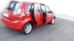 Ford fiesta hecth 1.6 completo ar gelando ano 2010 vermelho $17.200.00 whatz * - 2010