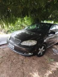 Vendo ou troco Corolla top - 2006