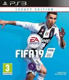 Jogo Fifa 19 playstation 3 / temos outros titulos !!!