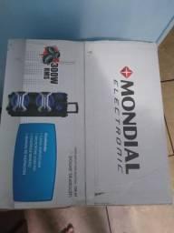 Caixa de som mondial 300W