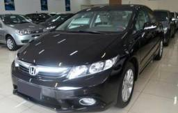 Civic2.0 lxr 16v flex 4p automático - 2014