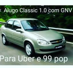 Classic 1.0 GNV - 2012