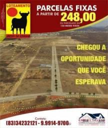 Terreno à venda, 450 m² por R$ 20.000,00 - Loteamento Jardim da Espanha - Patos/PB