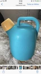 Garrafa térmica p/água, sucos