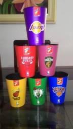 Coleção Copos NBA