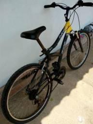 Bicicleta em perfeitas condições