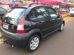 C3 XTR 2007 1.6 Flex Completo R$18.500,00 - 2007