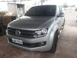 Volkswagen Amarok Hilline - 2012
