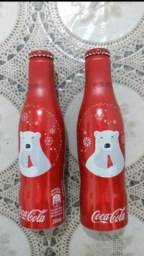 Garrafa alumínio Coca-Cola