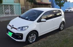 VW Up Move TSI 17/18 cor branca - 2018