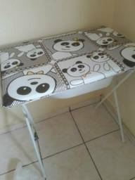 Banheira com trocador Galzerano Panda