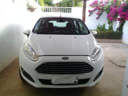 New Fiesta Titanium 1.6 2013/2014 em otimo estado de conservação - 2014