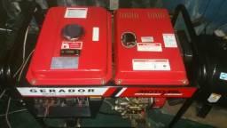 af52b7c7e05 Gerador diesel usado somente por 19 horas super novo!